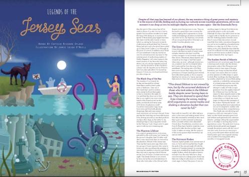 jersey seas